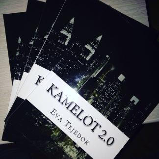 Kamelot 2.0 a la venta en Amazon